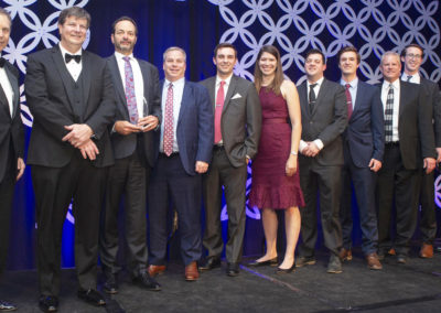 "CMT Honored with Inaugural ""Large Firm of the Year"" Award by ACEC Illinois"