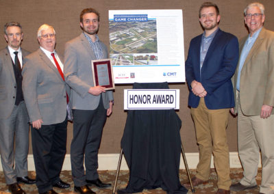 Improvements at Lee's Summit Municipal Airport Recognized for Engineering Excellence