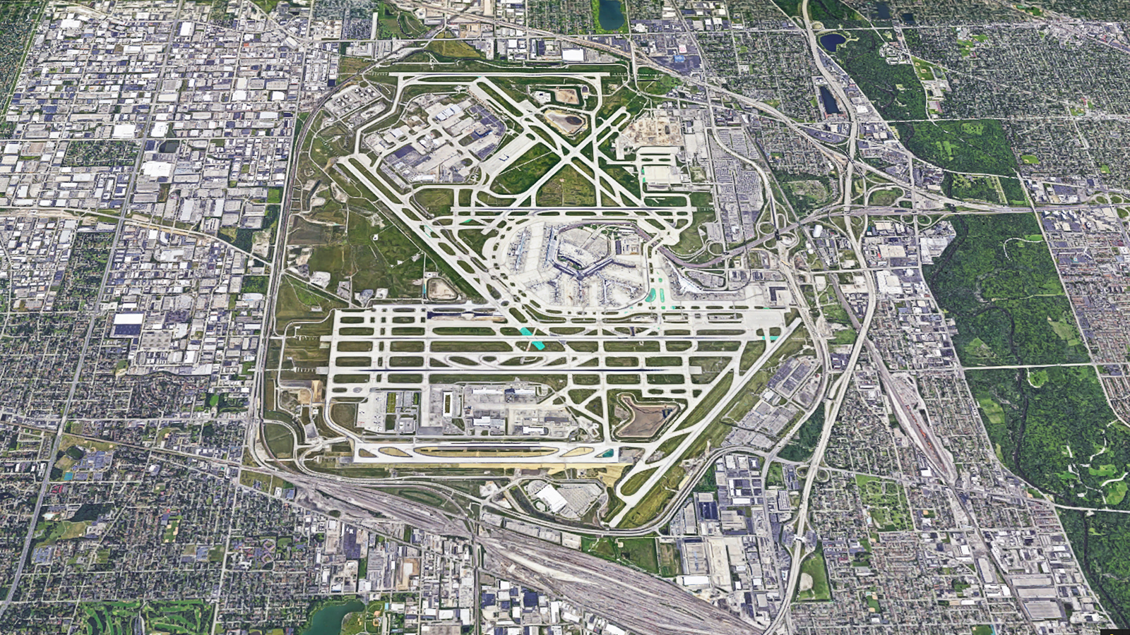 Airport Modernization Program Environmental Impact Statement (EIS)