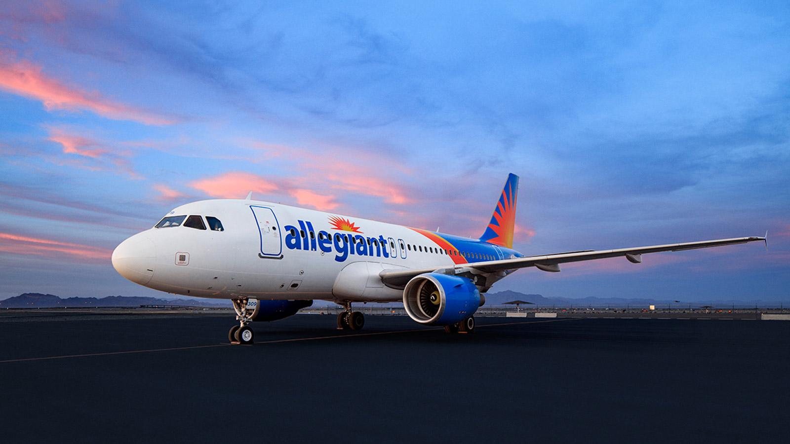 Alligent Plane