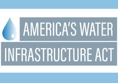 What Does the New American's Water Infrastructure Act (AWAI) of 2018 Mean to You?