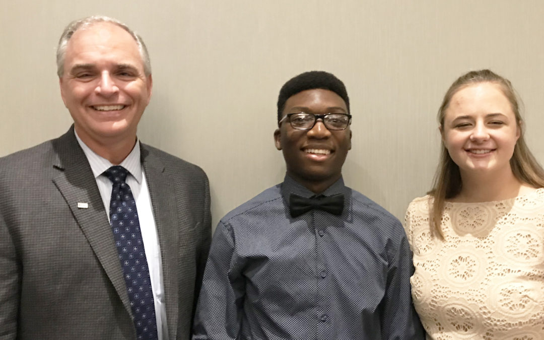 Two Purdue University Lyles School of Civil Engineering Students Awarded CMT Sponsored Scholarships