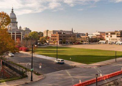 Bicentennial Plaza Over Time NOV 2017