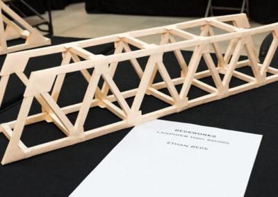 Bridge Award Third Place Best Constructed