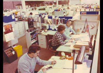 CMT in the 70s - History Photo
