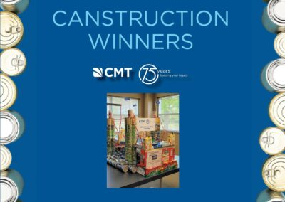 Can-raderie Meets Charity: CMT's Can-struction Competition!