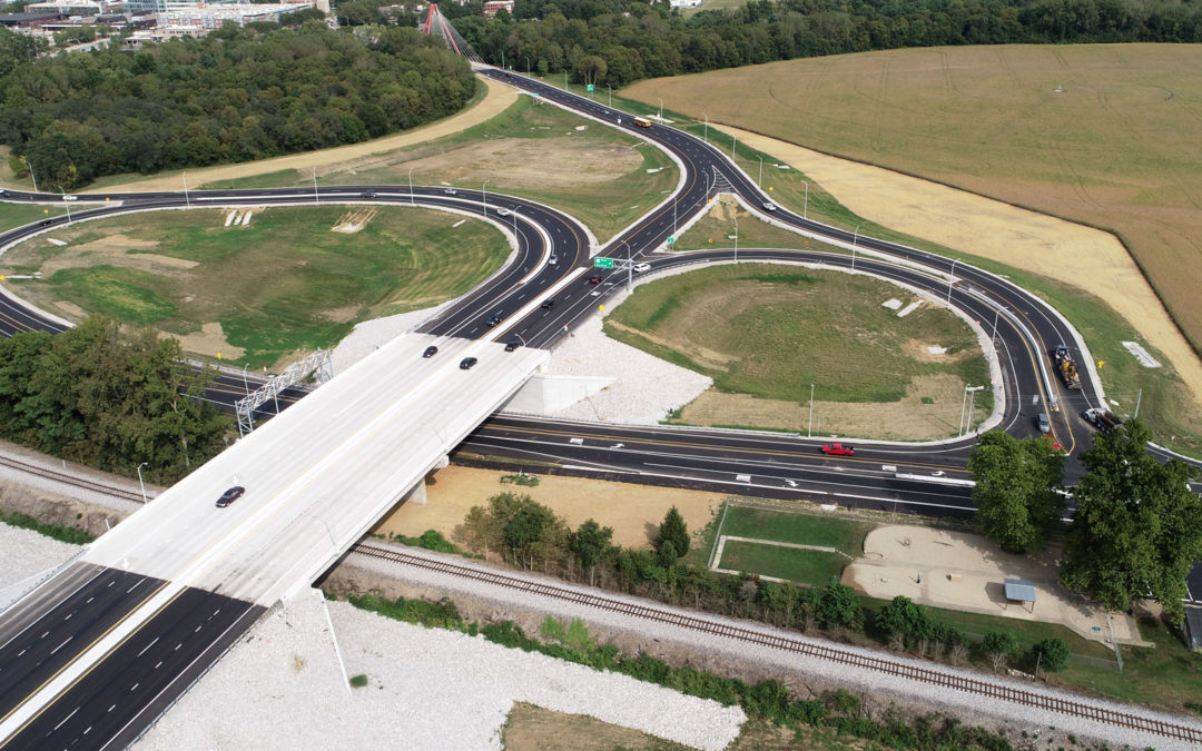 Joint Funding Initiative Brings New Rail Overpass to Columbus, Indiana