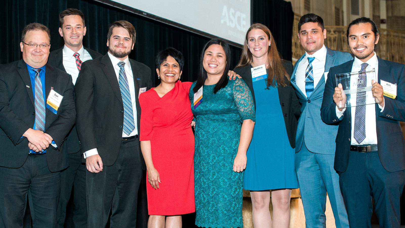 ASCE Illinois Student Outreach Committee Group Shot