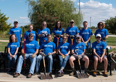 United Way of Central Illinois Fall 2018 Day of Action