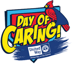 United Way of the Ozarks Day of Caring Logo