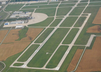 DuPage Airport History Photo
