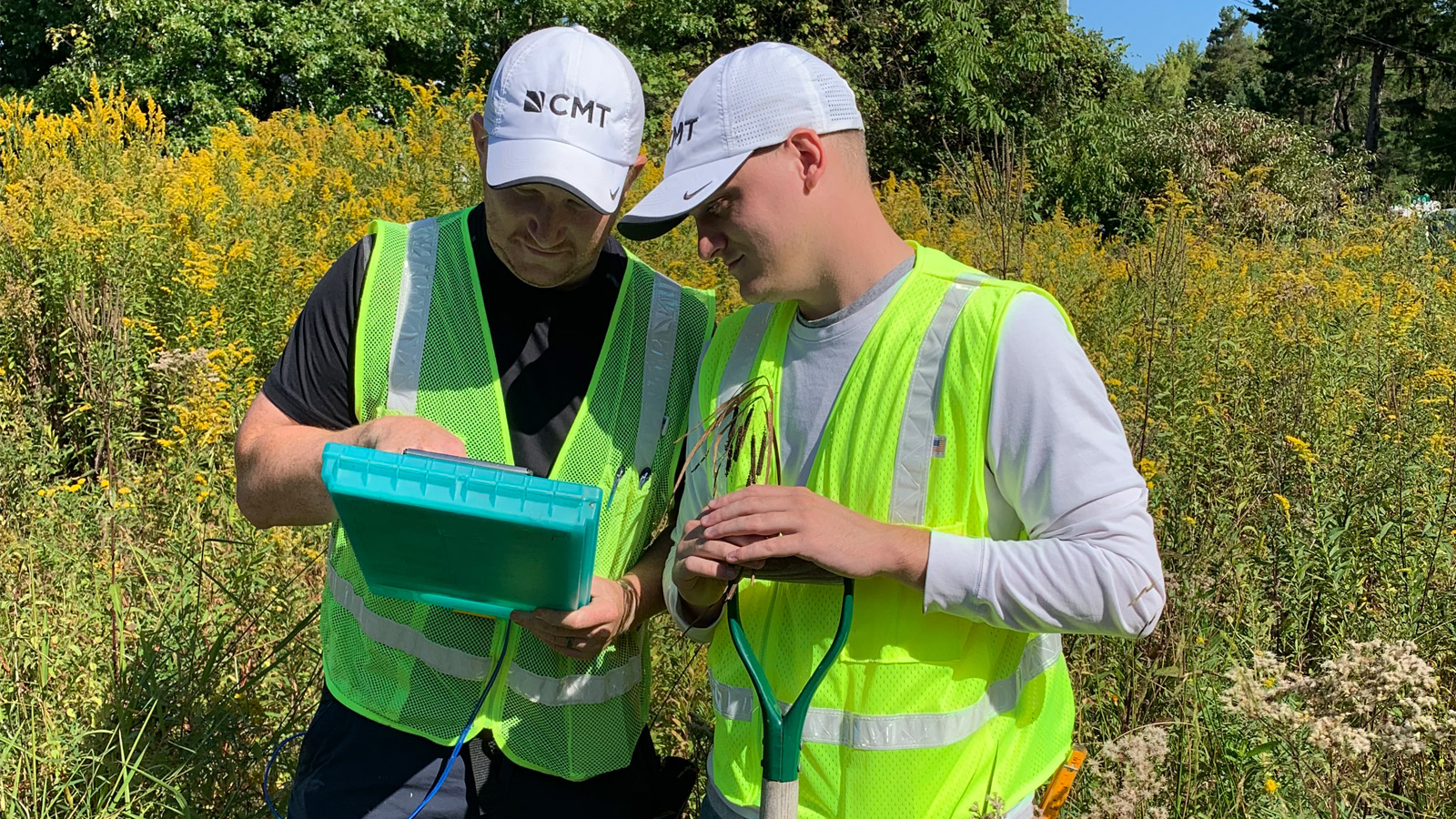 CMT Environmental in the Field