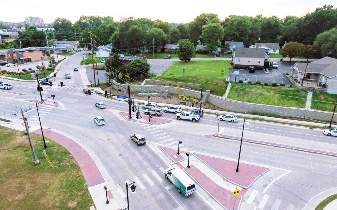 Fifth Street Gateway Streetscape