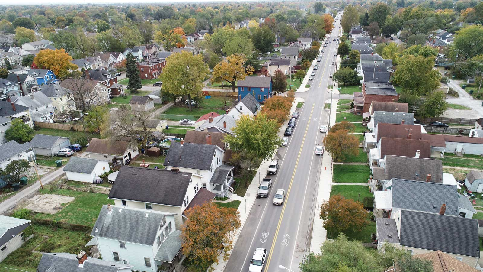Hague Avenue Improvements