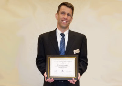 Congratulations to Greg Huntley – 2018 Leadership Springfield (IL) Graduate!