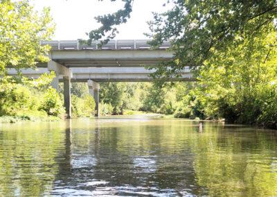 I-44 Bridge Mussel Habitat Survey