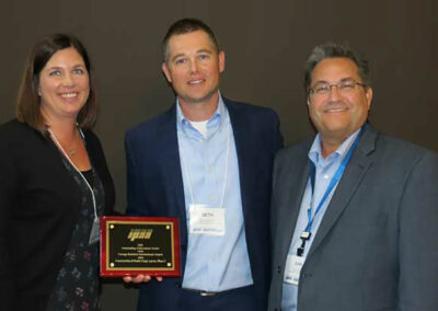 IPAA's Outstanding Achievement Award given to Chicago Rockford International Airport's South Cargo Apron Project