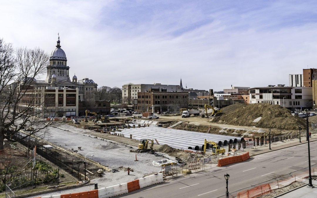 """""""Water & Wastes Digest, WWD"""" article, """"Capital Improvements; Underground Pipe System Helps Reduce Urban Flooding"""""""