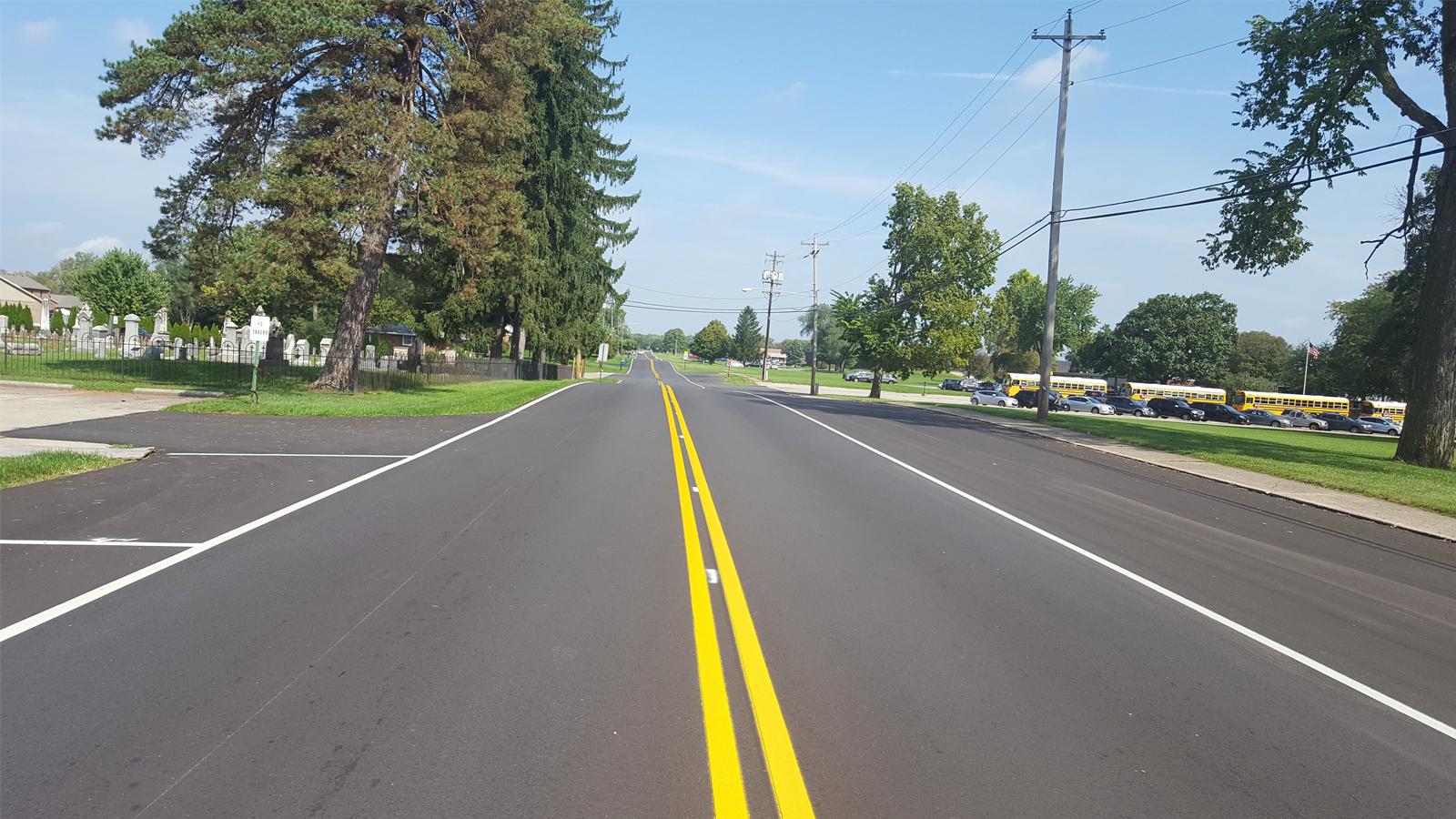 Jamaica Road Resurfacing