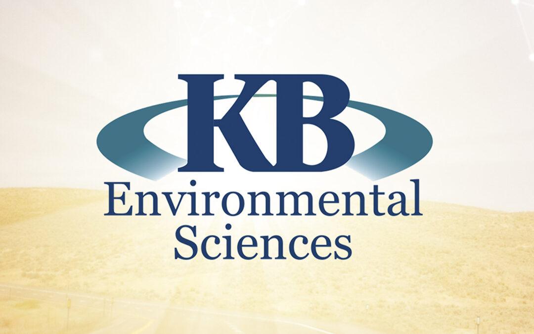 KB Environmental Sciences Joins CMT