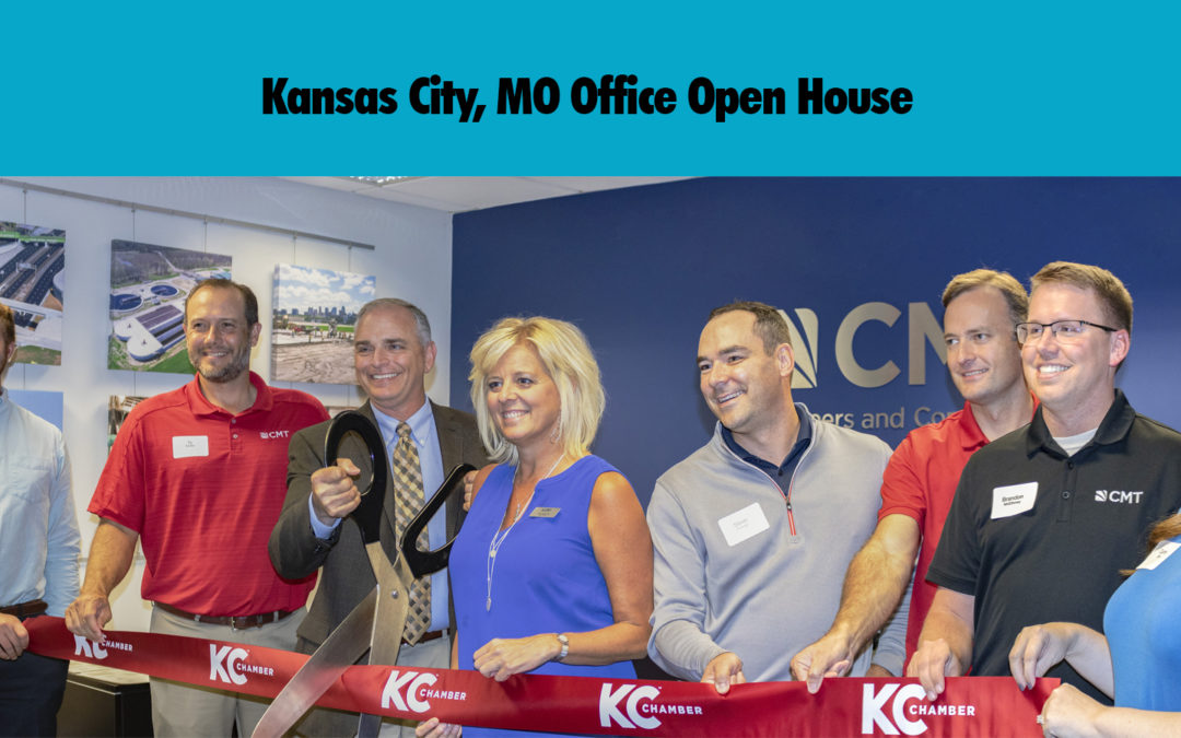 CMT's Kansas City, MO Office Open House and Ribbon Cutting