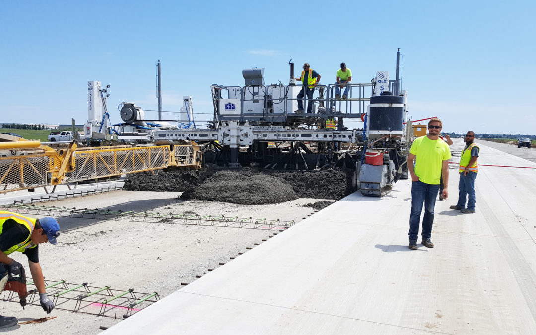 Lee's Summit Municipal Airport Project Presented Silver Award from the ACPA