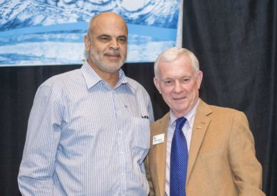 CMT's Raed Armouti, Recipient of the MO-AWWA George Warren Fuller Award