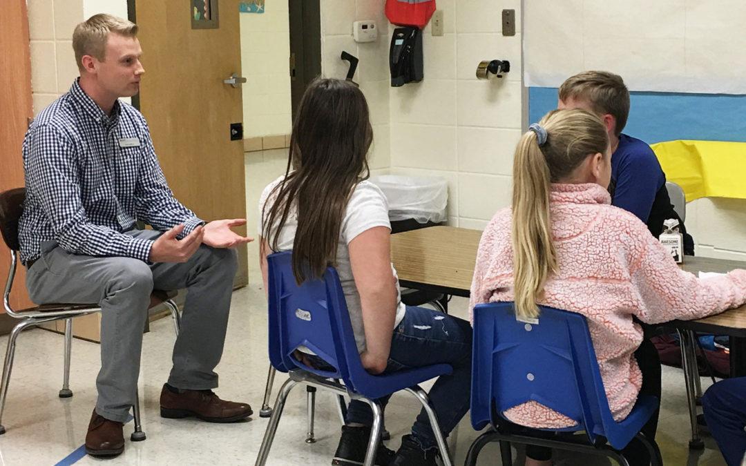 CMT's Matt DeMoss Volunteers for Fordland Elementary's Robotics Team – The BB8s