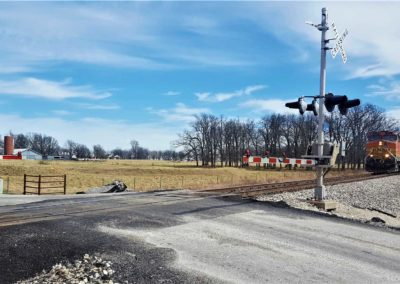 CMT Rail Crossing Study Recognized by FHWA as Industry Best Practice