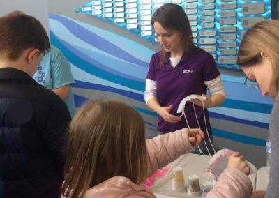 Emily Munday Volunteering in Peoria, IL