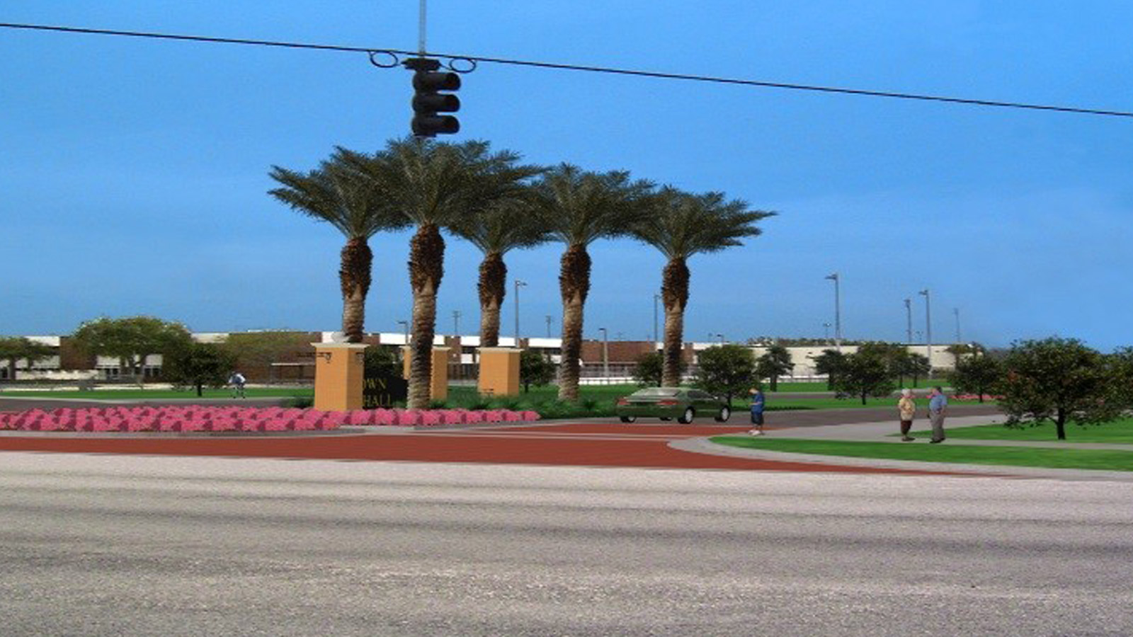 Long-Term Municipal Consulting