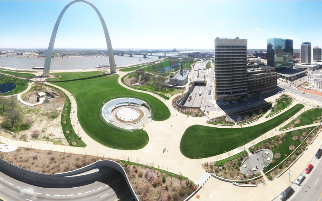 CMT Contributes to St. Louis Region Infrastructure Improvement Project that Wins the Grand Prize in National Competition