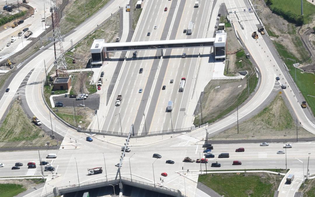 Pedestrian Bridge for Park-n-Ride