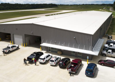 CMT Establishes New Building and Site Services Unit