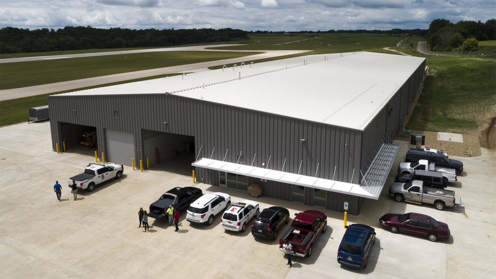 New Snow Removal Equipment Facility (SRE)