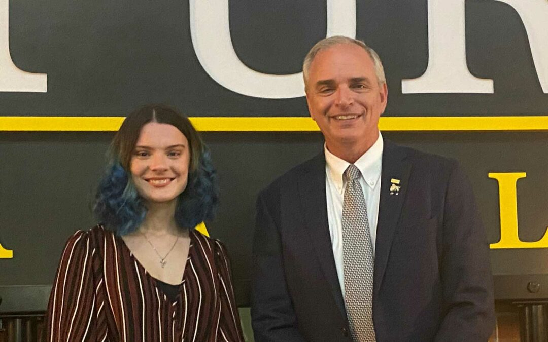 Meet A Recipient of the 2021 CMT-Sponsored Purdue Civil Engineering Scholarship
