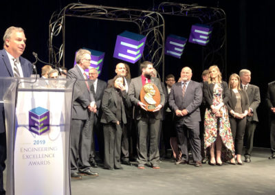 CMT Wins Top Prizes at ACEC-IL 2019 Engineering Excellence Awards