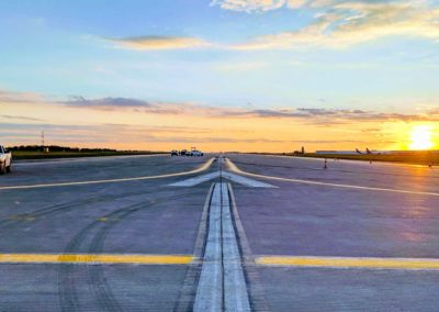 Taxiway Rehabilitation and Modification of Standards Improvements