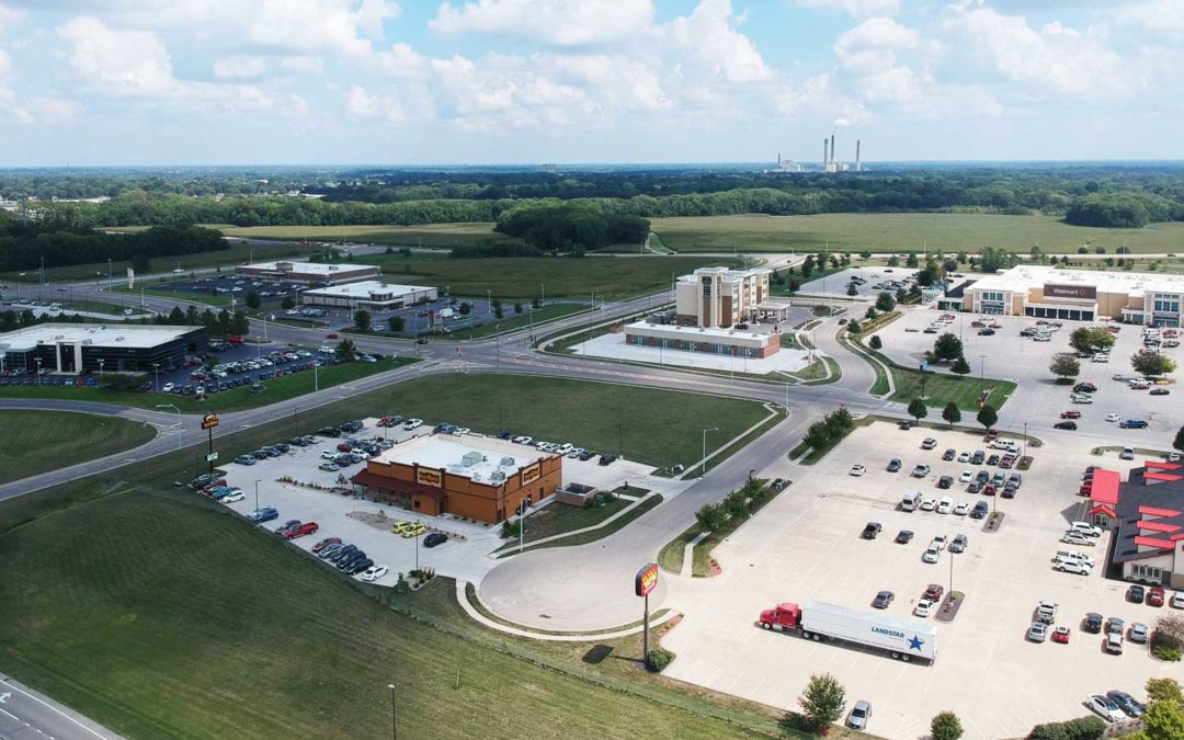 Civil Site for Route 66 Commercial Retail Development
