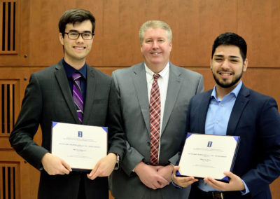 CMT Provides Two Scholarships to University of Illinois Urbana-Champaign Students
