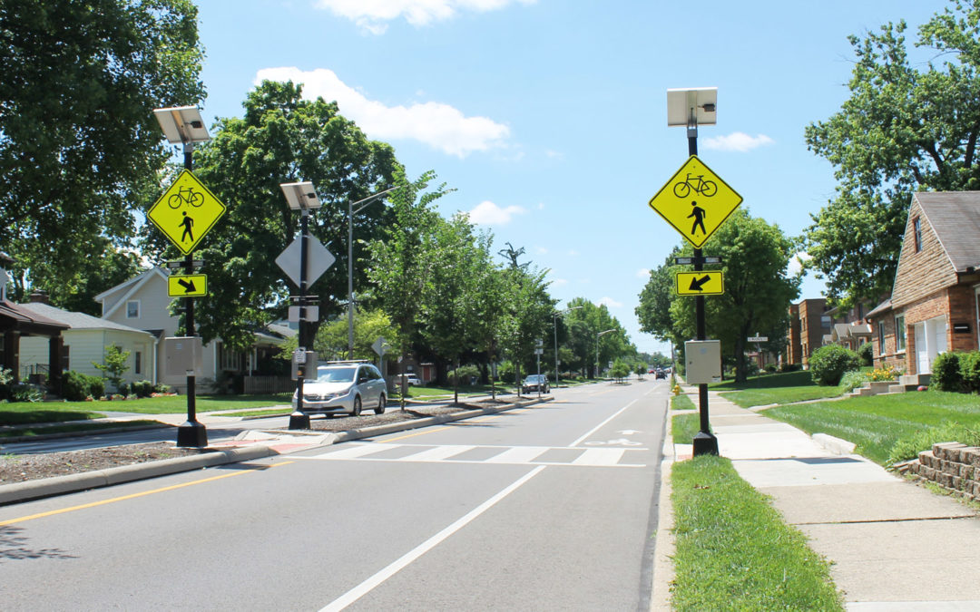 Roadway Safety Improvements Result in 70 Percent Reduction in Accidents