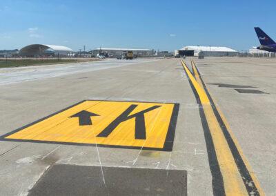 St. Louis Lambert International Airport Taxiway K Reconstruction
