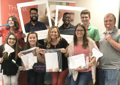 CMT Volunteers in St. Louis Participate in United Way's Service2Go 2018