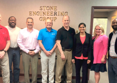 CMT Welcomes the Jacksonville Florida Staff of Stone Engineering to CMT
