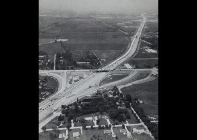 Illinois Tollway in the 50s History Photo