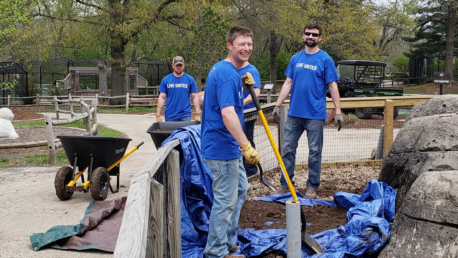 United Way Springfield IL Day of Action Fall 2017 11