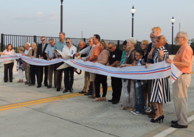 Interstate 70 Interchange and Jerry Dyer Memorial Bridge Ribbon Cutting