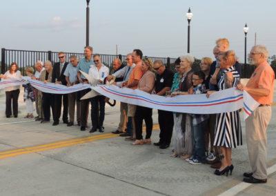 Interstate 70 Interchange and Jerry Dyer Memorial Bridge Ribbon Cutting
