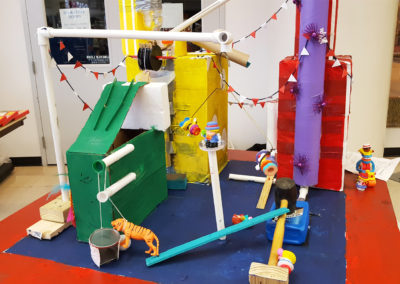 Rube Goldburg: Circus