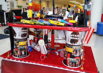 Rube Goldburg: Star Wars